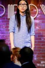 John Nguyen is the winner of 2014 Lafftown's Funniest.  He was a finalist on StandUp NBC and he is on their 2015 college tour.  He's funny.  His jokes are good. Trust me. I mean him.